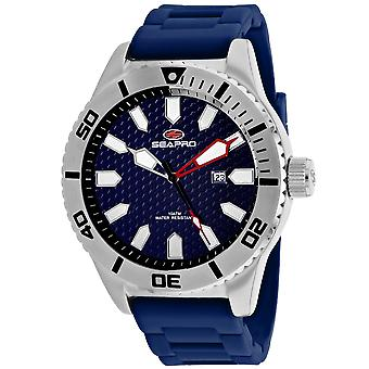 Seapro Men's Brigade Blue Dial Watch - SP1313