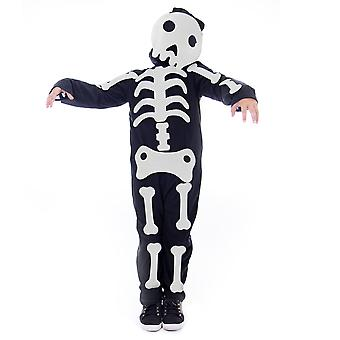 Make Your Own Skeleton Halloween Costume, X-Large