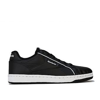 Womens Reebok Classics Royal Complete Clean Lx Trainers In Black / White /