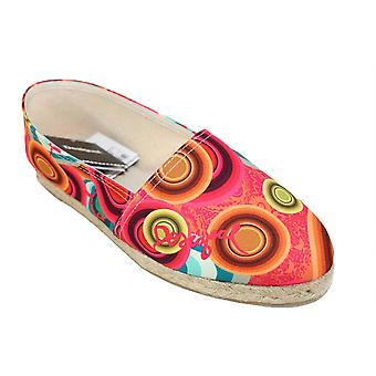 Desigual Women's Esparto Plano 10 Deck Shoes