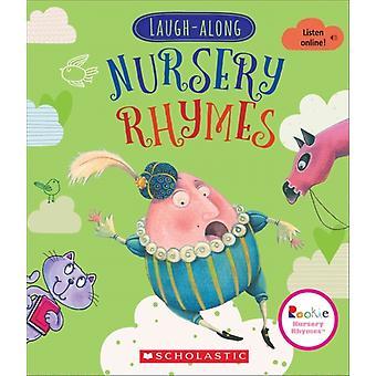 LaughAlong Nursery Rhymes by Other Rob Hefferan & Other Michael Reid & Other Carolina Faraias