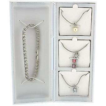 Set of 10 Pierre Cardin Ladies Pendant Jewellery Set Christmas Gift for her PXX0041M