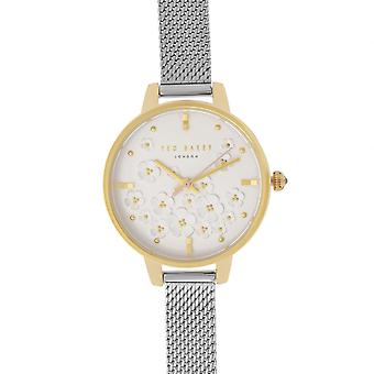Ted Baker Womens Mesh Strap Watch