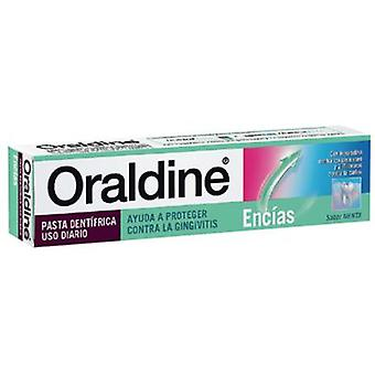 Oraldine Pâtes Gommes 125 ml (Health & Beauty , Personal Care , Oral Care , Toothpaste)