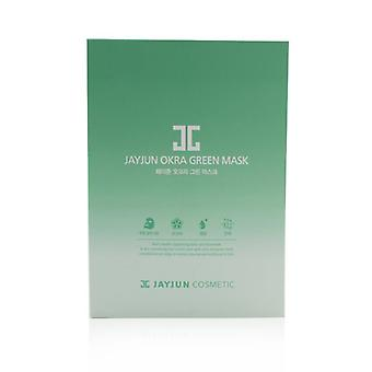 JayJun Okra Green Mask 10sheets