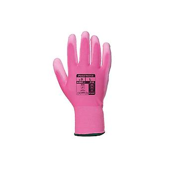 Portwest pu palm workwear gloves a120