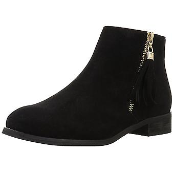 Brinley Co Womens Thora Closed Toe Ankle Fashion Boots