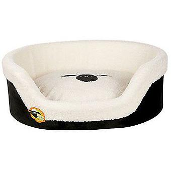 Trixie Bed for Dogs The Sheep Shaun Cream and Black L (Dogs , Bedding , Beds)