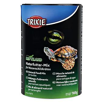 Trixie Natural Food Mix for Turtles 1000 Ml. (Reptiles , Reptile Food)