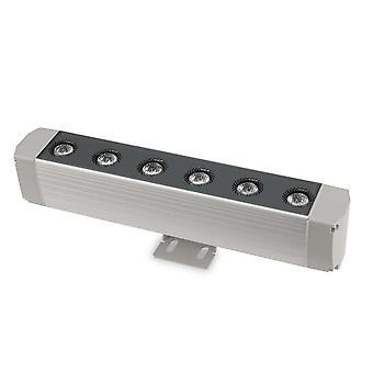 Leds-C4 Konvertieren Oberfläche - Outdoor LED Spotlight Konvertieren Oberfläche eloxiert 1430lm 4000K IP65 - 05-9749-54-CM