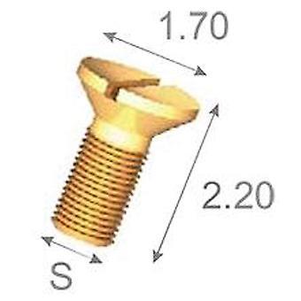 Rolex generic robinet 10 (Ø1.00mm) șurub spate caz