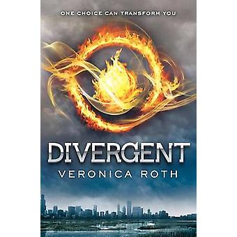 Divergent (large type edition) by Veronica Roth - 9781410467867 Book