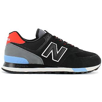 جديد التوازن الكلاسيكية 574 - أحذية الرجال الأسود ML574JHO أحذية رياضية أحذية رياضية