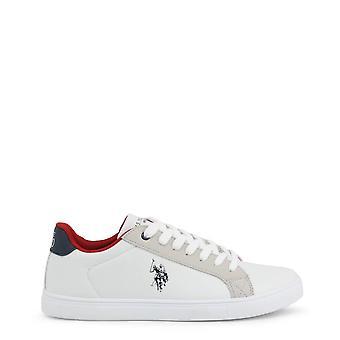 U.S. Polo Assn. Original Men Spring/Summer Sneakers - White Color 39078