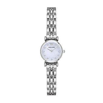 Emporio Armani watch Analog quartz ladies with stainless steel strap AR1961