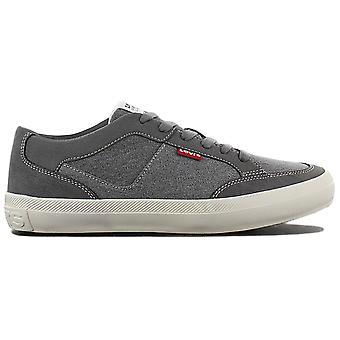 Levis Regular Grey 226133-1919-55 Zapatos de Hombre Zapatillas Deportivas Grises