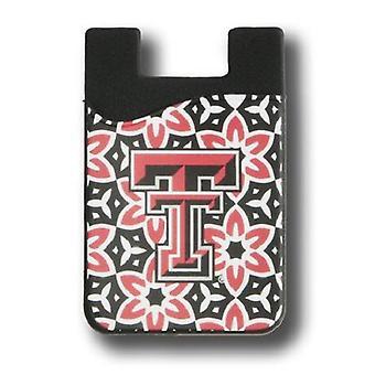 テキサス工科大学レッドレイダーズNCAAファッション携帯電話財布