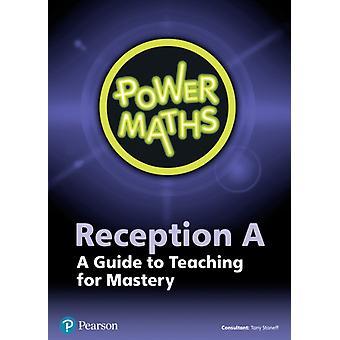 Docenten gids voor power math-ontvangst