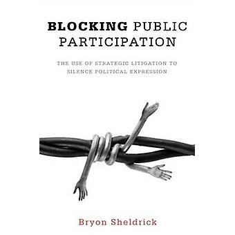 Het blokkeren van de inspraak van het publiek - het gebruik van strategische geschillen Sil