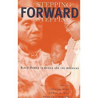Paso a paso-mujer negra en África y las Américas por Catherine