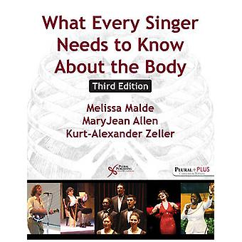 What Every Singer Needs to Know About the Body (3rd Revised edition)