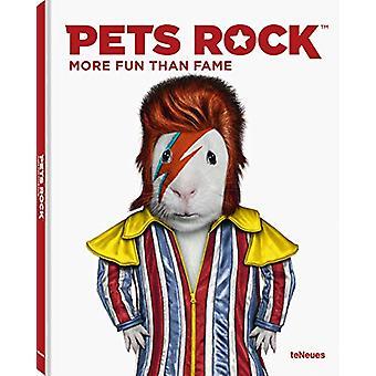 Pets Rock - More Fun Than Fame by Takkoda - 9783961712489 Book
