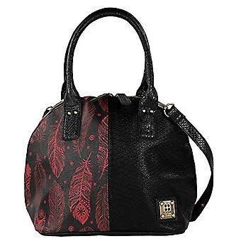 For Time Shopper Hoja - Women Red Shoulder Bags (Marsala) 14x30x24 cm (W x H L)