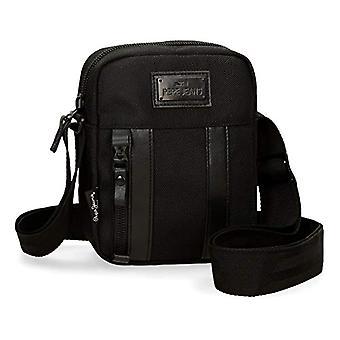 Pepe Jeans Allblack Shoulder Bag
