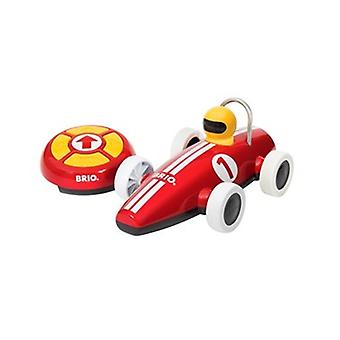 BRIO Remote Control Race Car 30388 Toddler Wooden RC Toy