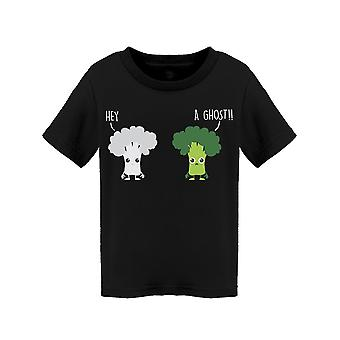 Ghost Joke Cauliflower Broccoli Toddler's T-shirt