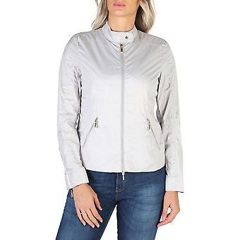 Geox - Clothing - Jackets - W8220CT2414-F1136_LIGHTGREY - Women - Silver - 40