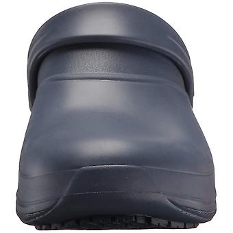 Easy Works Women's Shoes Time Closed Toe SlingBack Clogs