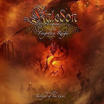 Kaledon - Twilight of the Gods [CD] USA import