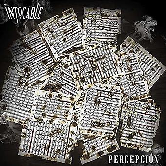 Percepcion [CD] USA import