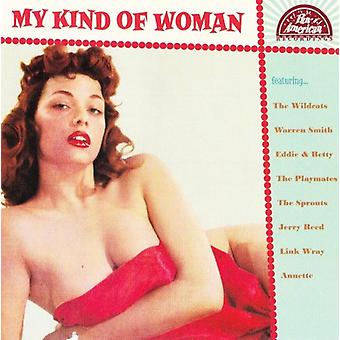 My Kind Of Woman [CD] USA import