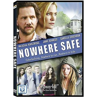 Nowhere Safe [DVD] USA import