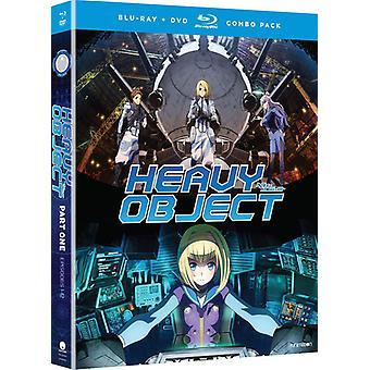 Zwaar voorwerp: Seizoen One - Part One [Blu-ray] USA import