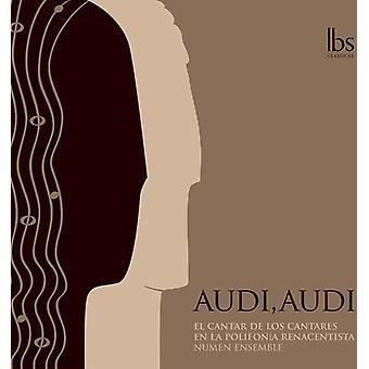 Audi Audi [CD] USA import