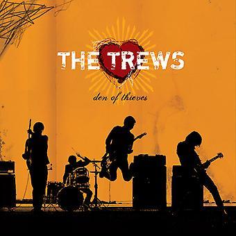 Trews - Den of Thieves [CD] USA import