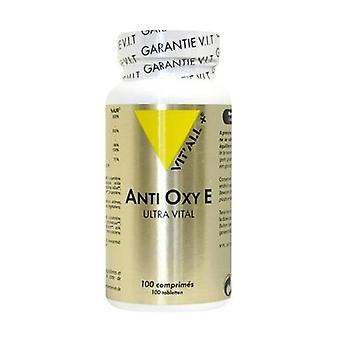 Ultra Vital Anti Oxy E Antioxidant Complex 100 tablets