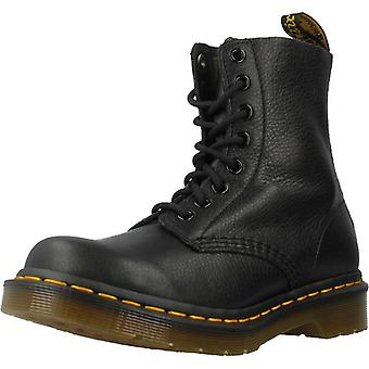 Dr. Martens Pascal 8 Eye Virginia Color Black Ankle boots