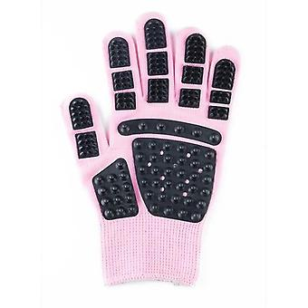 Grooming Glove for Pets - Bad, Clean, Massage and Comb