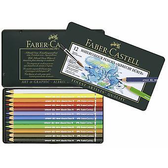 Faber Castell Water Color Pencil A.Durer Carton 12 Pieces