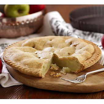 Mademoiselle Frozen Vegan Apple Plate Pies