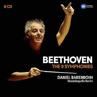 Barenboim * Daniel - Beethoven: 9 symfonieën [CD] USA importeren