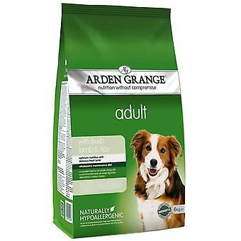 Arden Grange Adult Dog - Agnello & Riso - 6kg