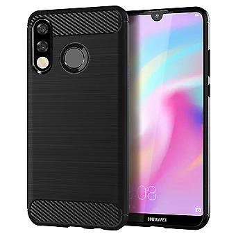 Soft Rubber Shell for Huawei P30 Lite Protection Mobile Matt TPU Solid Colored Mobile Protection