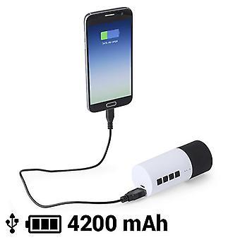 Bluetooth Speaker Power Bank 4200 mAh 3W