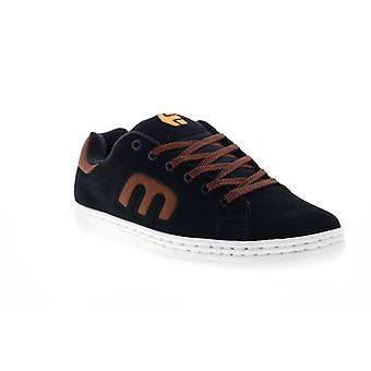 Etnies Calli cut Mens Black Suede Lace Up Skate Sneakers Shoes