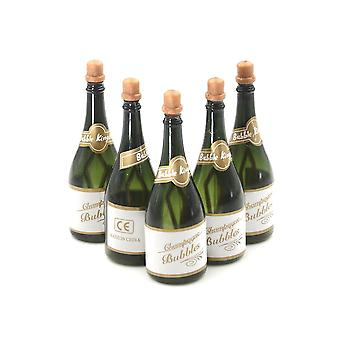 Diy Self Watering Bubble Champagne Bottles Kids Favorite Classic Toys - White Cake Bubbles Best Birthday Party Gifts